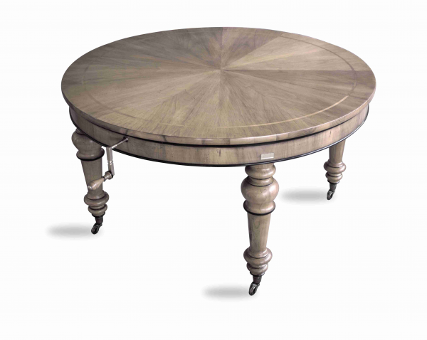 ROUND ENGLISH TABLE