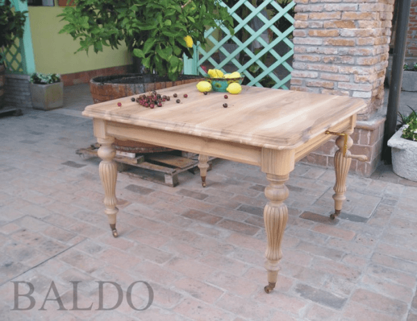 English Rectangular Table