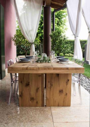 Fabbrica Tavoli in legno